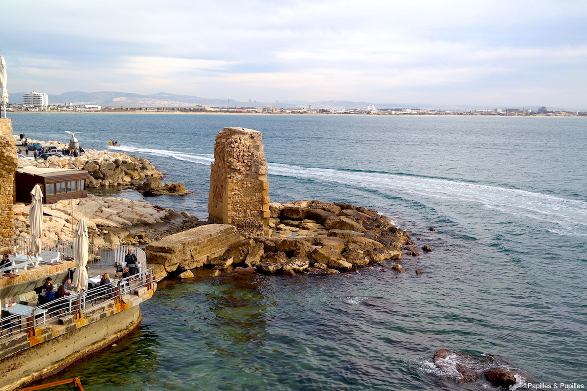Acre - La mer Méditerranée