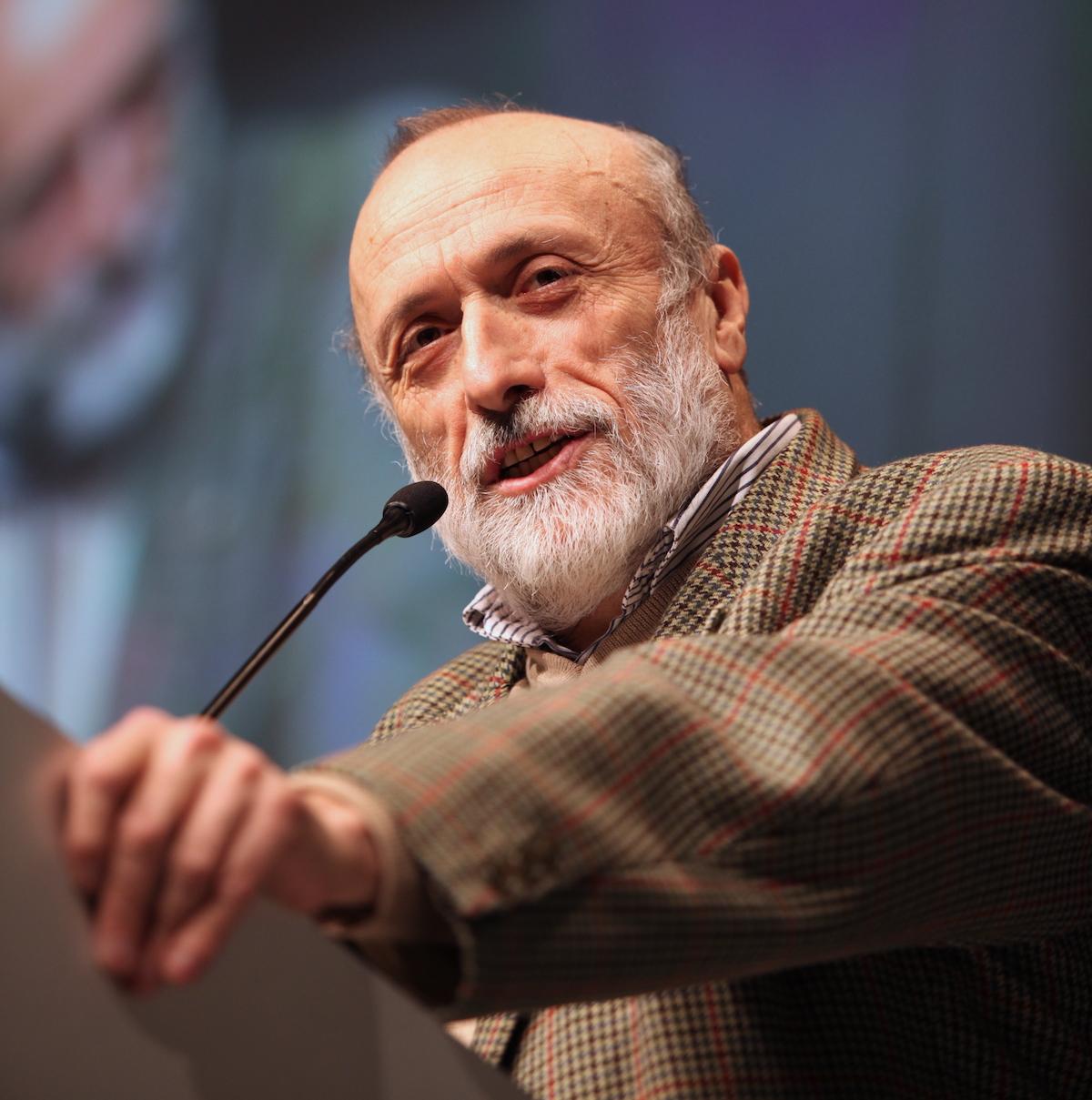 Carlo Petrini (c) Bruno Cordiolo (CC BY 2.0)