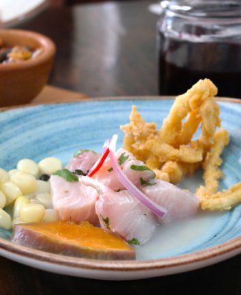 Ceviche Péruvien