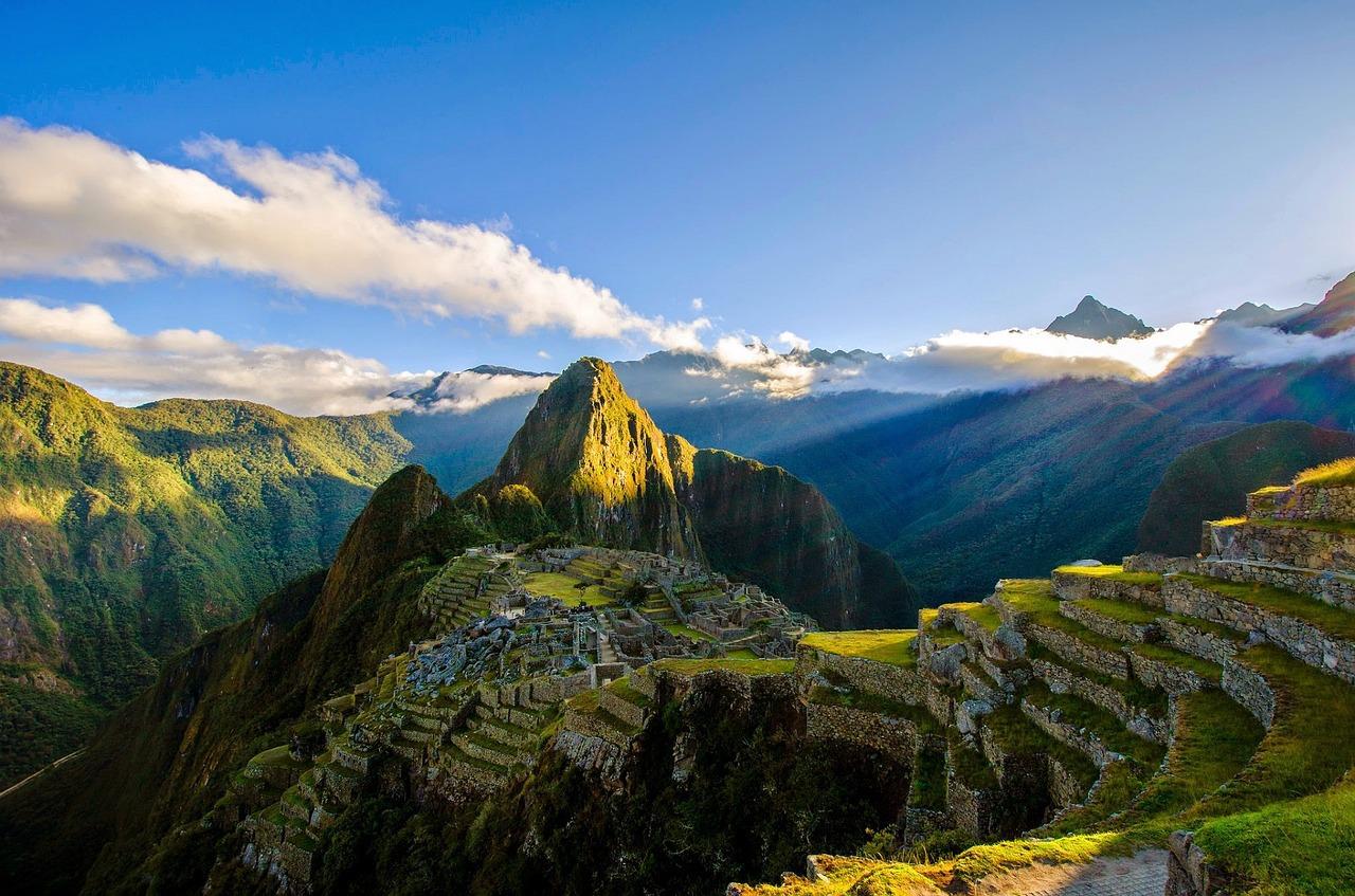 Machu Picchu (c) Skeeze CC0 Public Domain Pixabay
