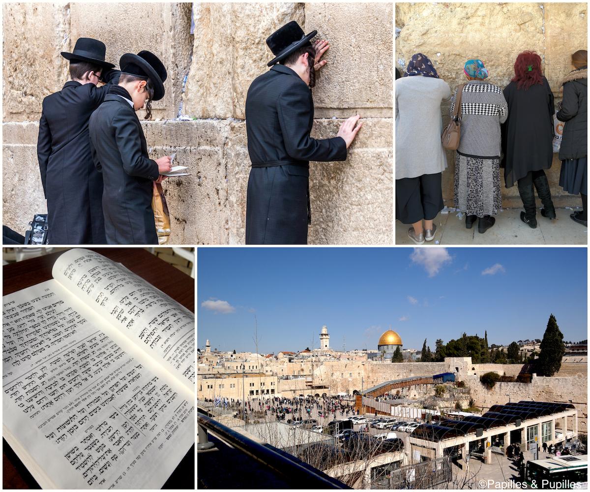 Murs des lamentations - Jerusalem