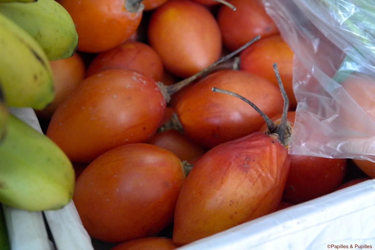Sacha tomate - Tamarillo