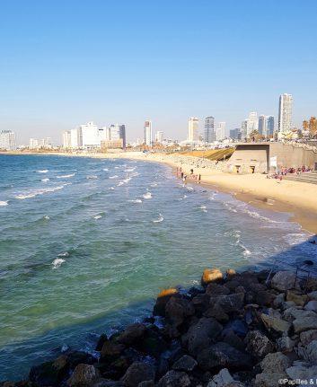 Tel Aviv - Vue de Jaffa