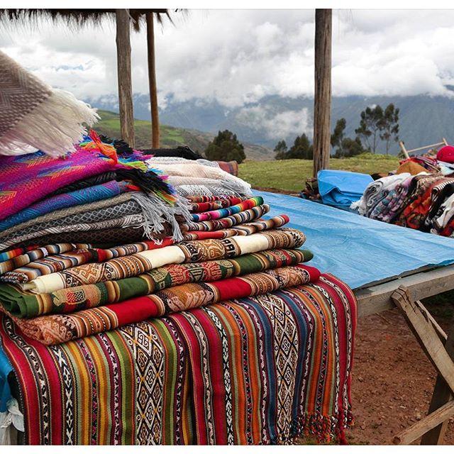 Sur la route de Cusco