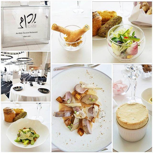 Restaurant IDAM d'Alain Ducasse - Doha