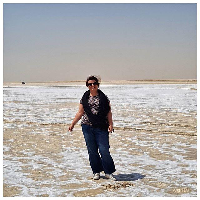 Du sable ⛱, du sel, du soleil ☉ et de la chaleur ☉☉☉