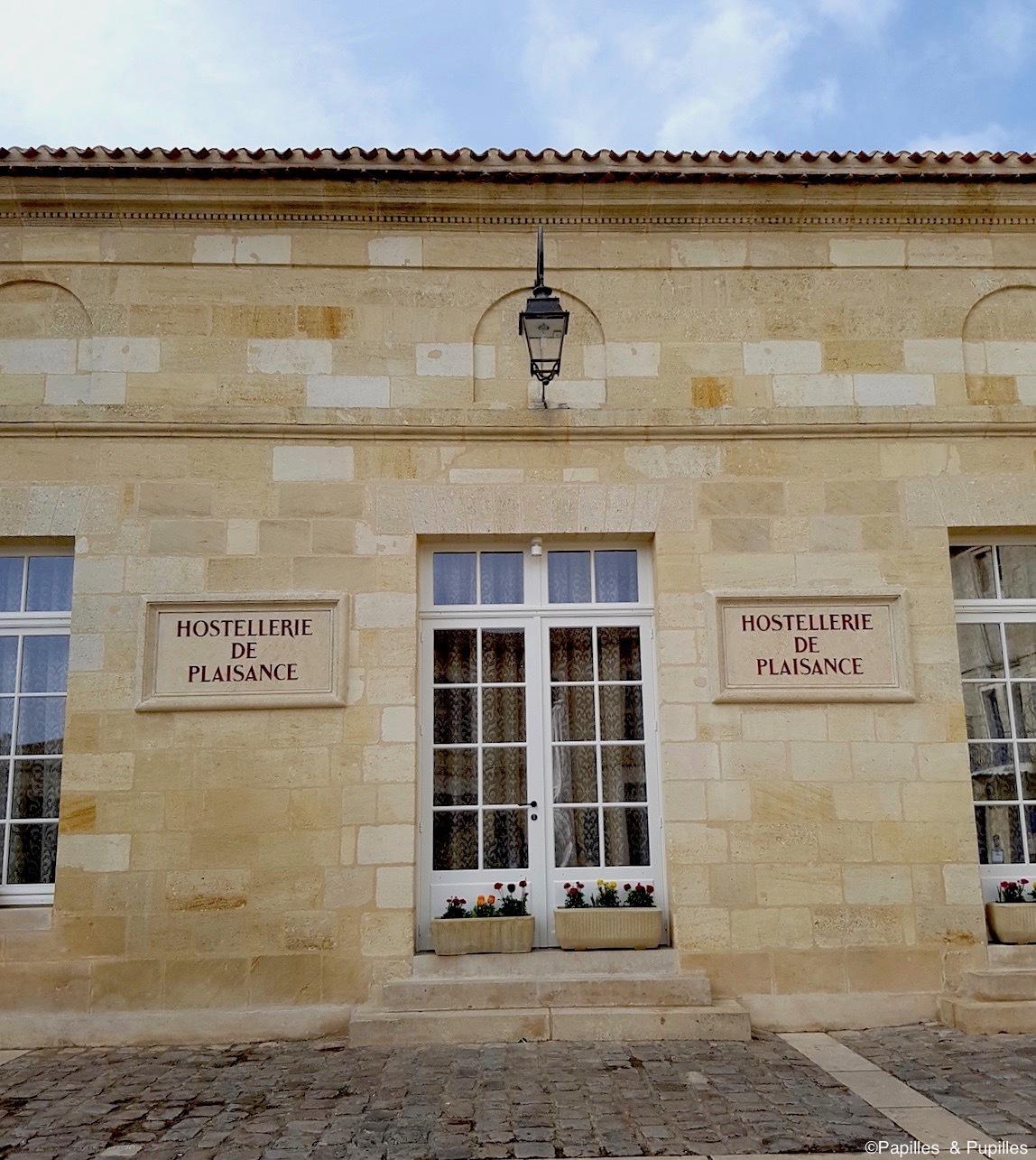 Hostellerie de Plaisance - Saint Emilion