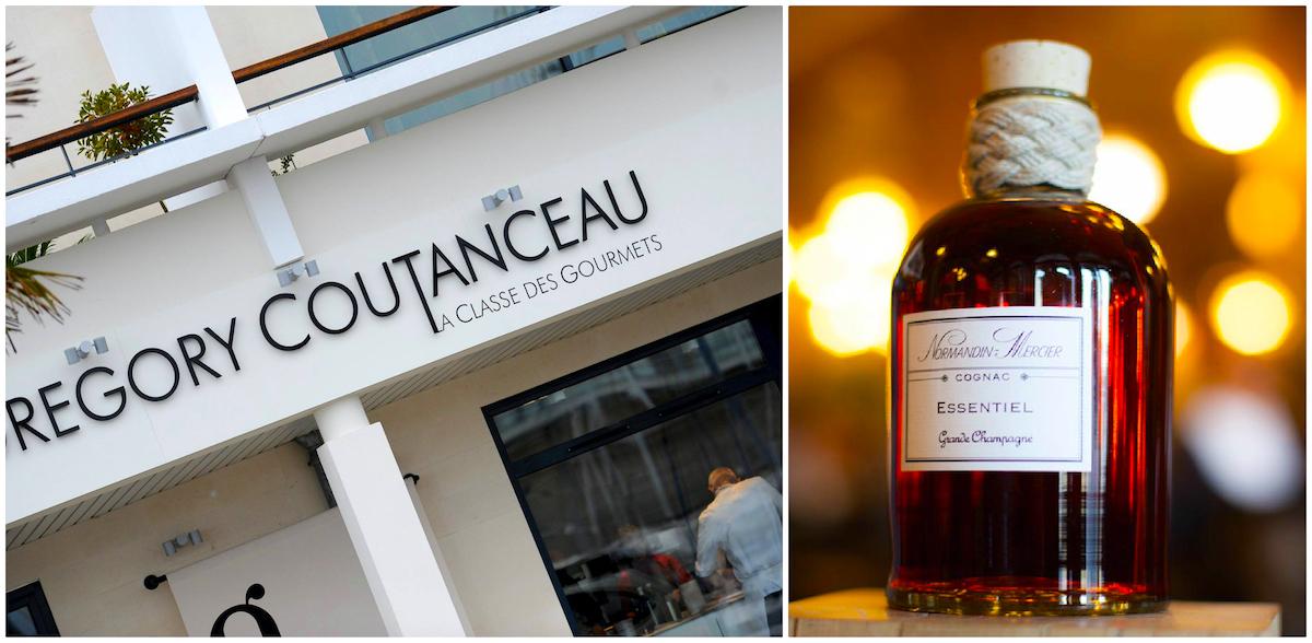 La Classe des gourmets - Cognac Normandin Mercier