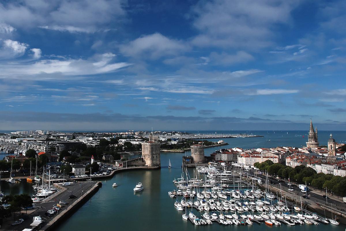 Port de la Rochelle(c) Francis Giraudon