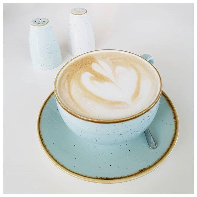 Cappuccino time ! ☕