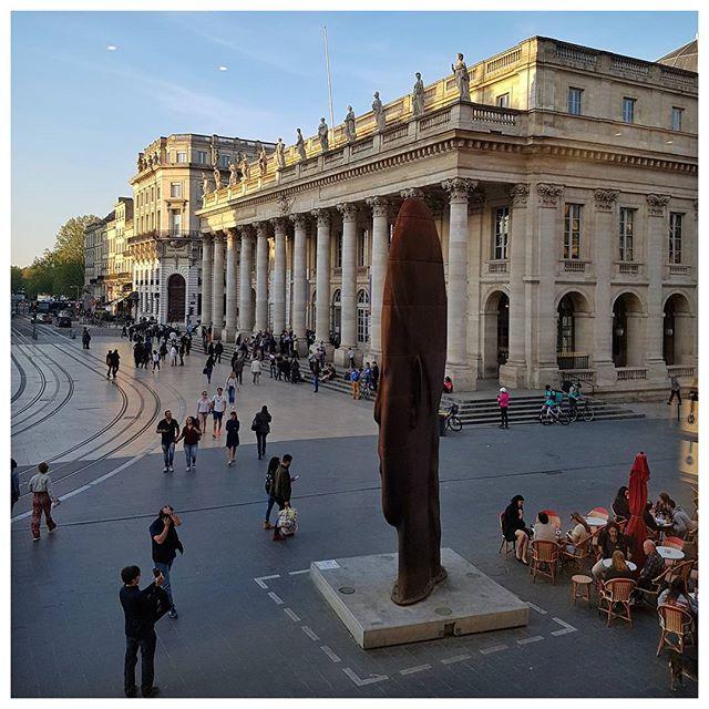 Place de la Comédie, Bordeaux
