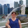 Anne Merlion Singapour