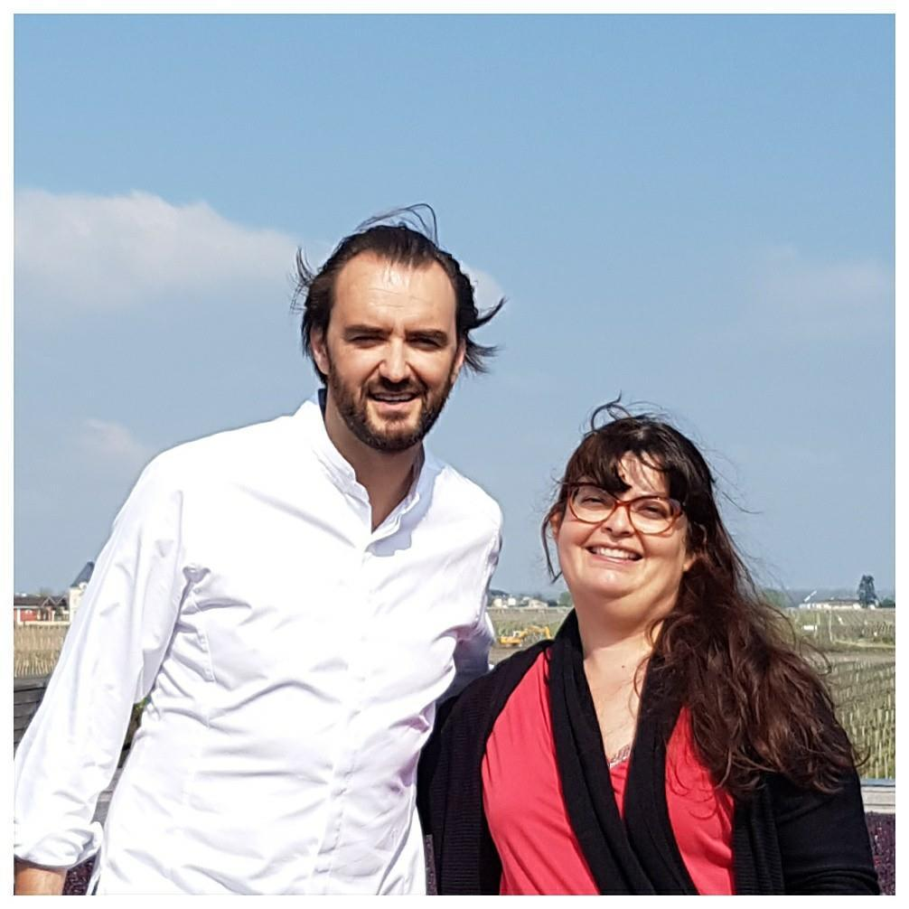 Avec Cyril Lignac