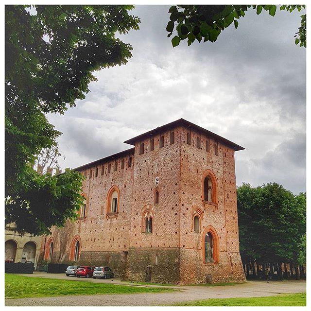 La très jolie ville de VIgevano - Lombardie - Italie