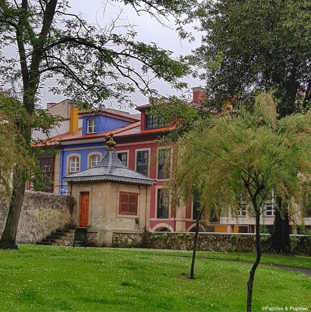 Aviles - Le parc Ferrera