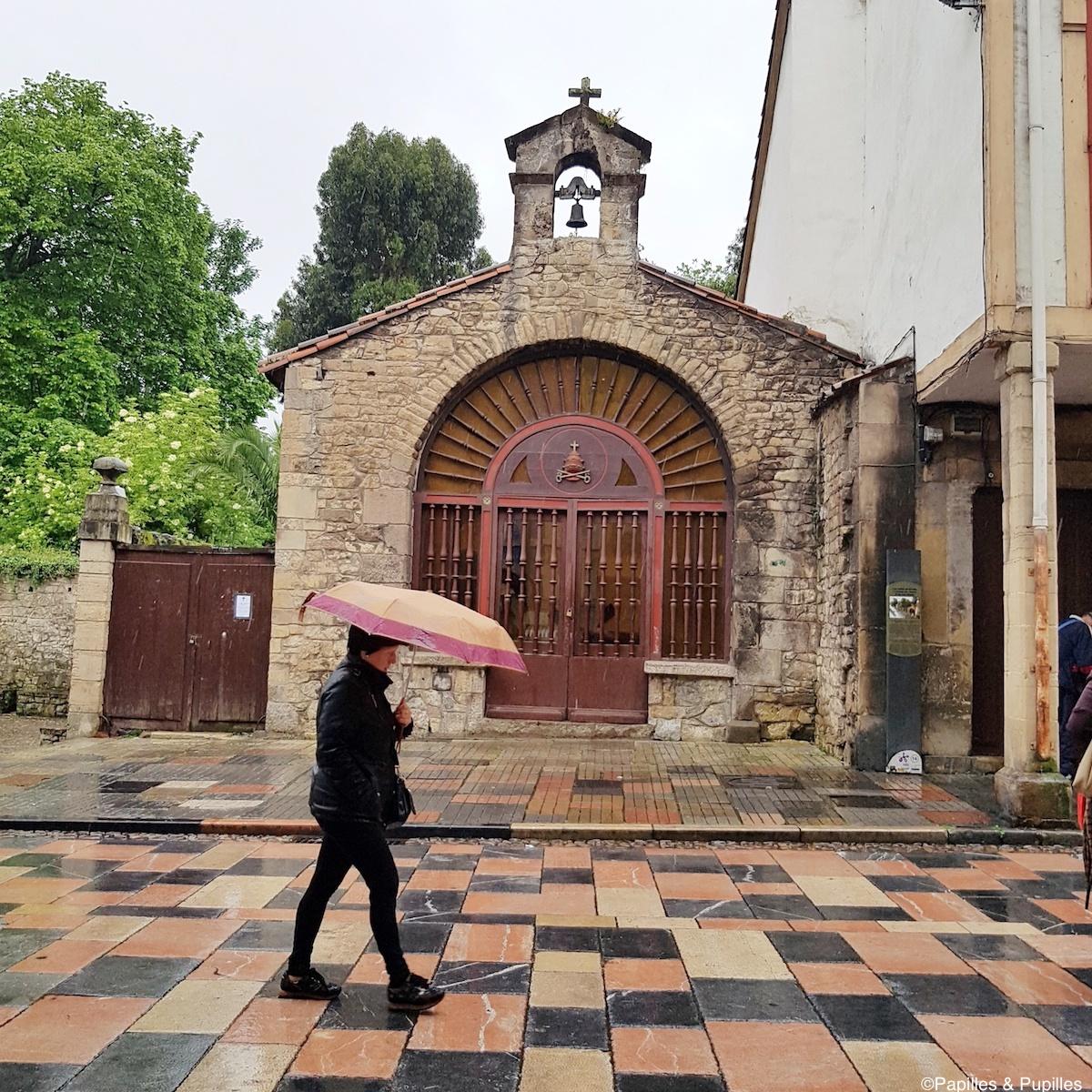 Aviles - Saint Pierre et les clés du Paradis