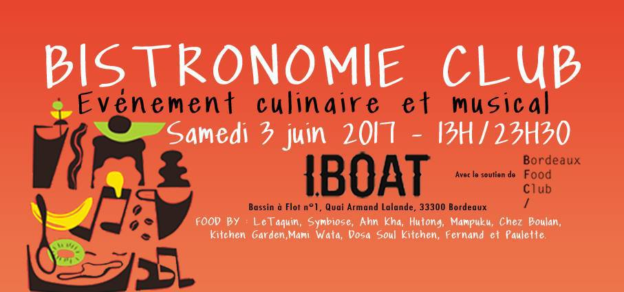 Bistronomie Club / Iboat
