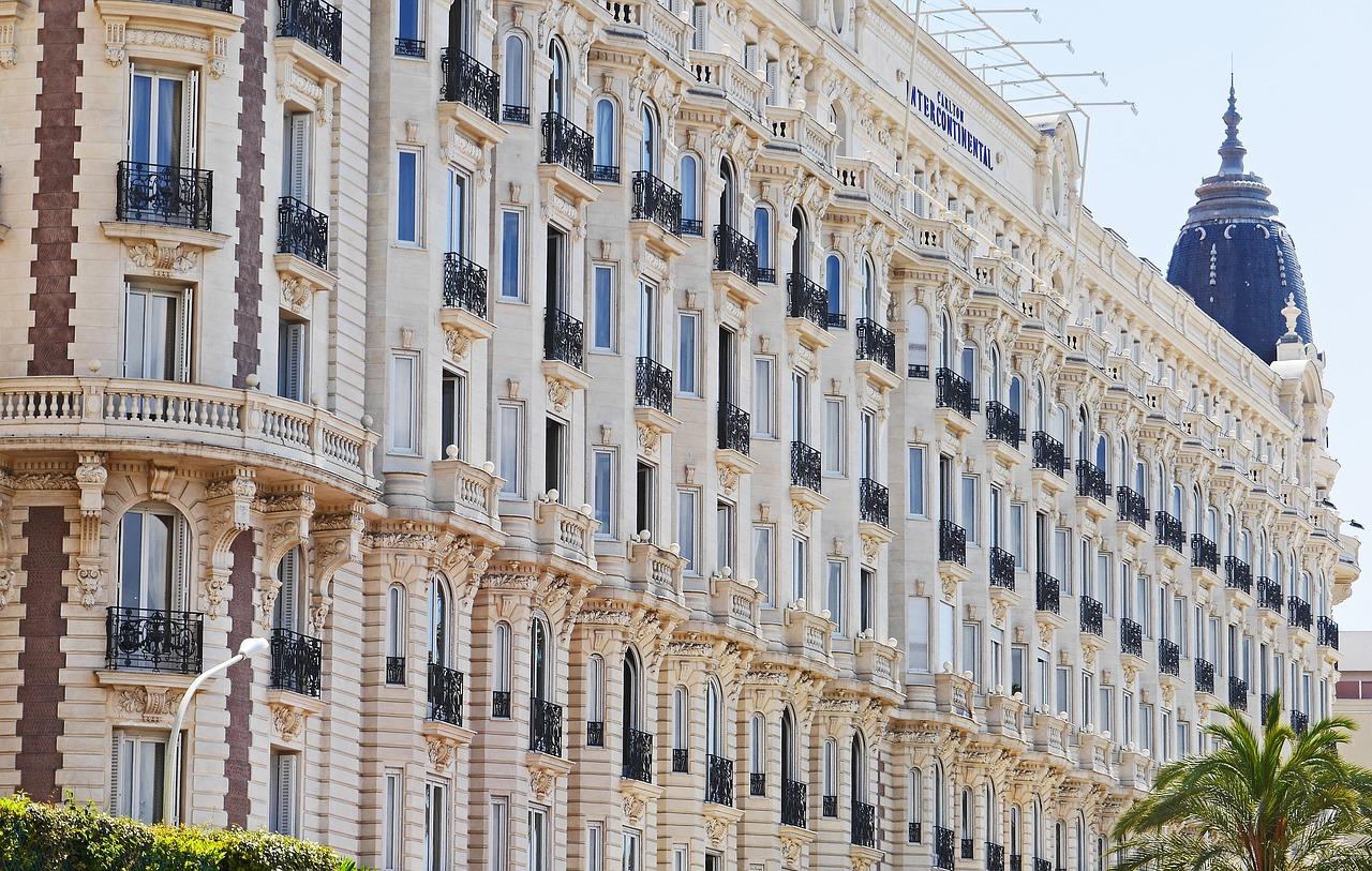 Cannes (c) HP gruesen CC0 Pixabay