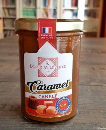 Caramel au canelé