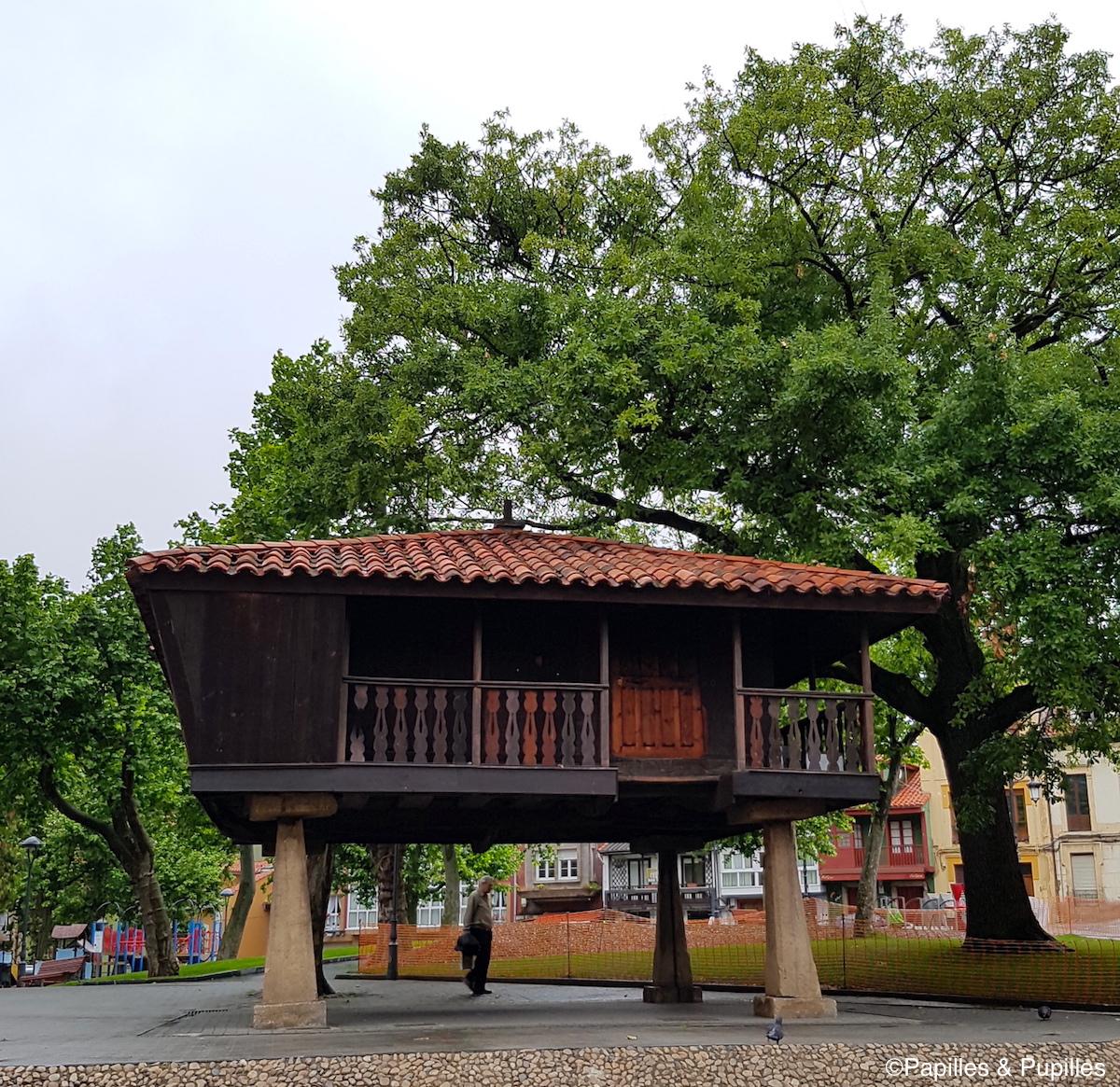 Horreos - Aviles