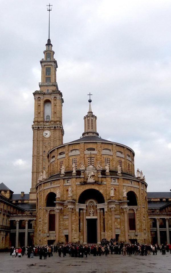 Université Laboral - Espagne