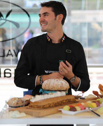 Le buffet de Jérôme de Oliveira - Cannes ©EmmanuelNguyenNgoc