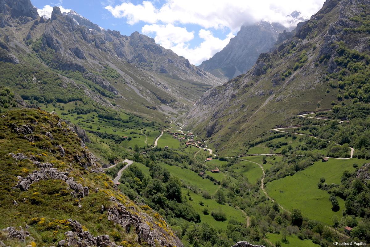 Les montagnes Sotres Cabrales