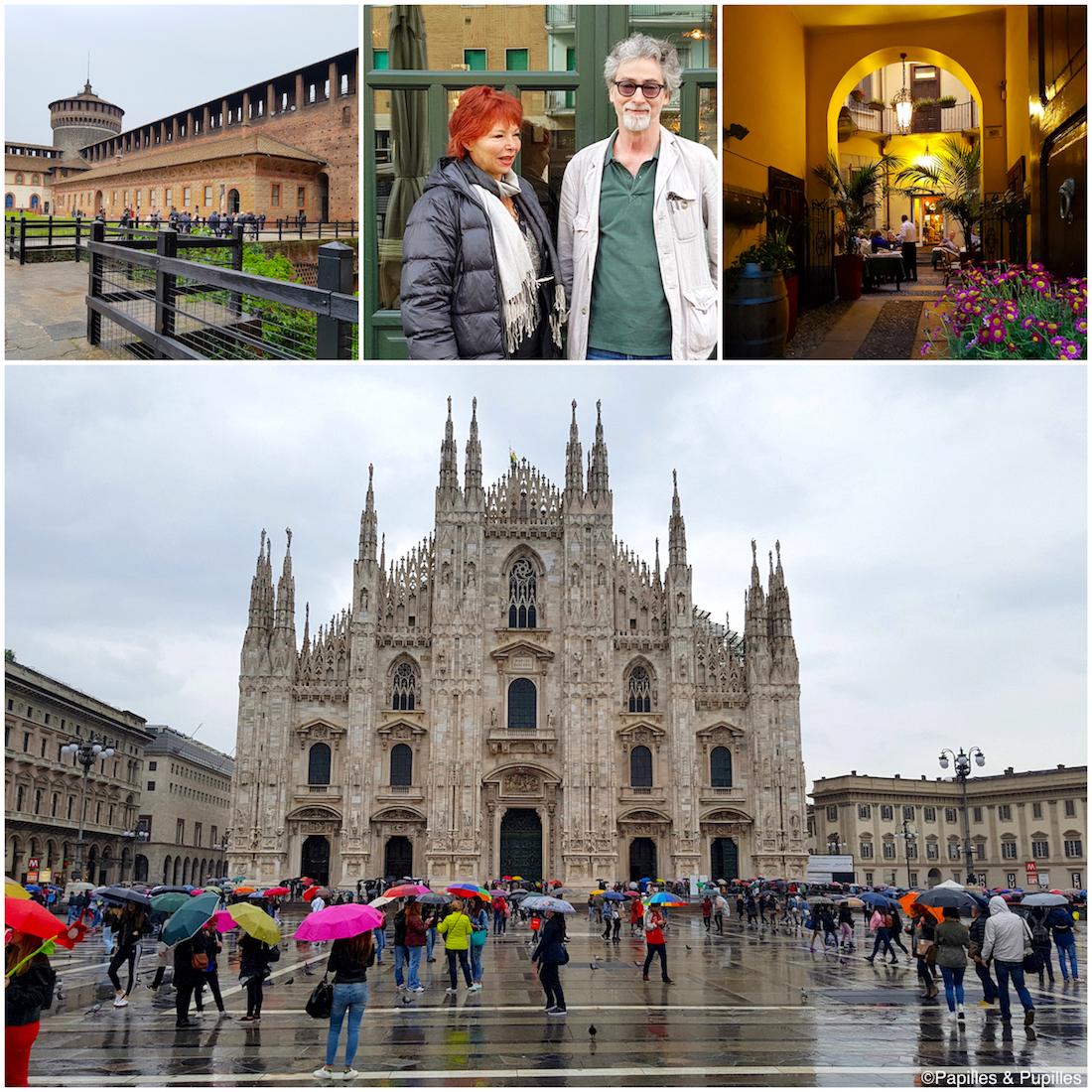Lombardie - Milan