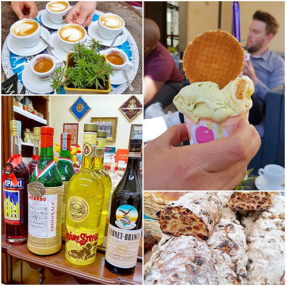 Lombardie nourriture