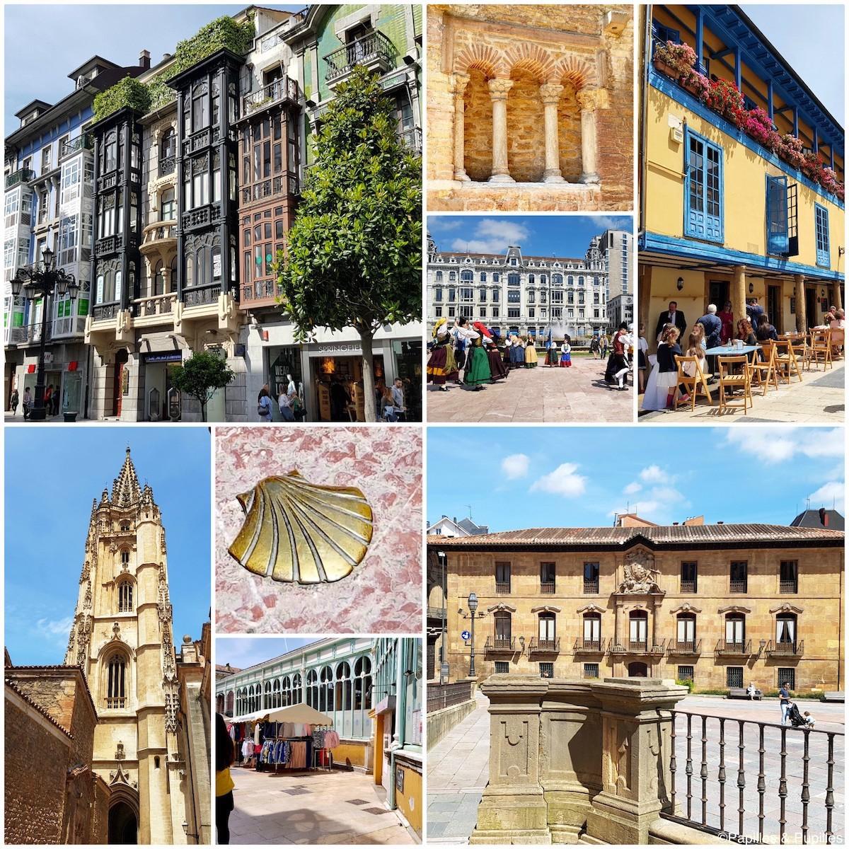 Oviedo - coeur historique
