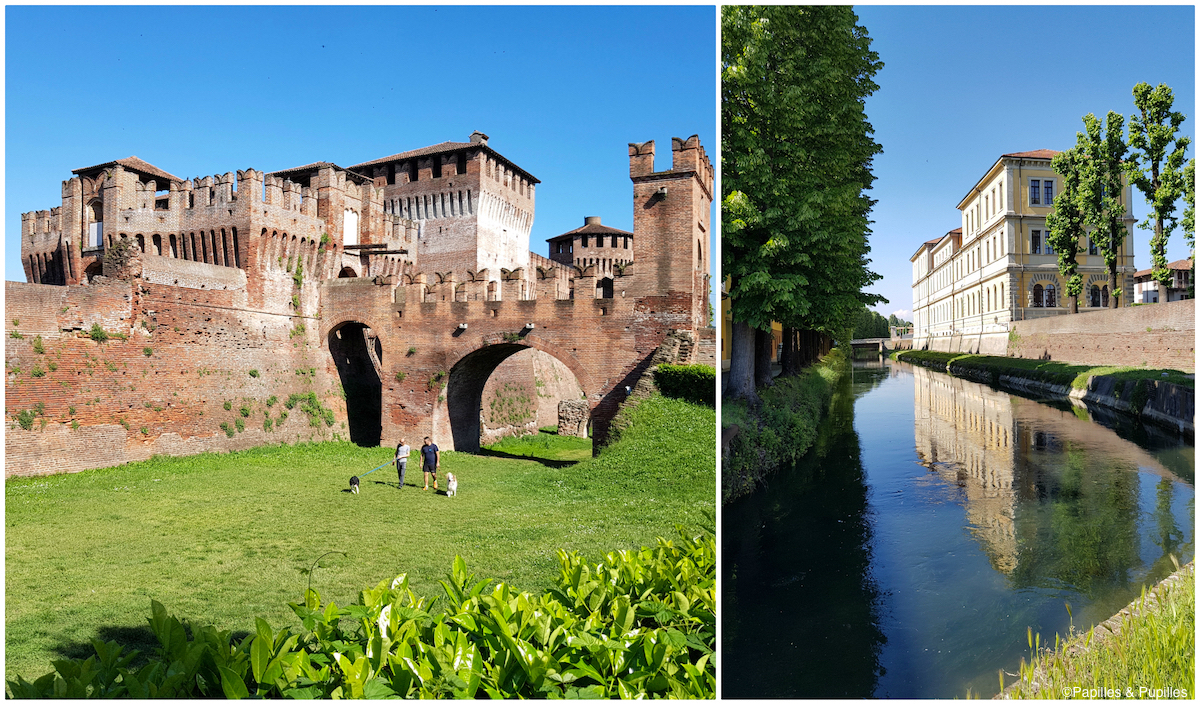 Soncino Lombardie