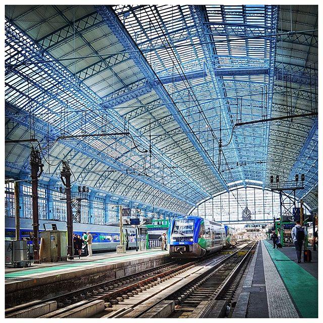 La nouvelle verrière de la gare de Bordeaux