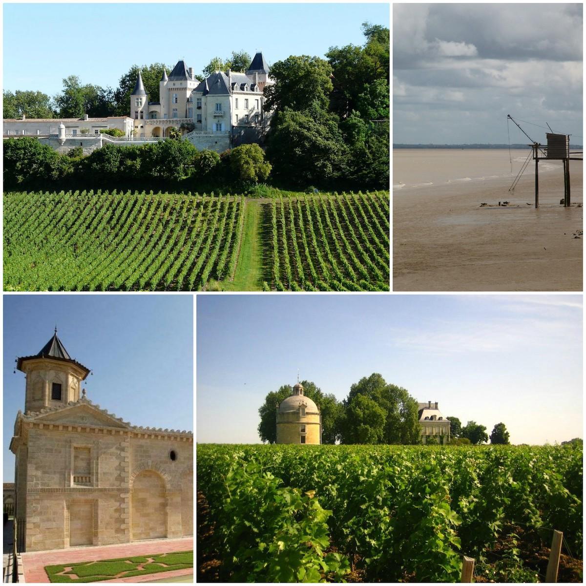 La Route des Châteaux