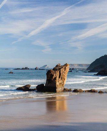 La côte Asturienne (c) Turismo asturias - Alfonso Suarez
