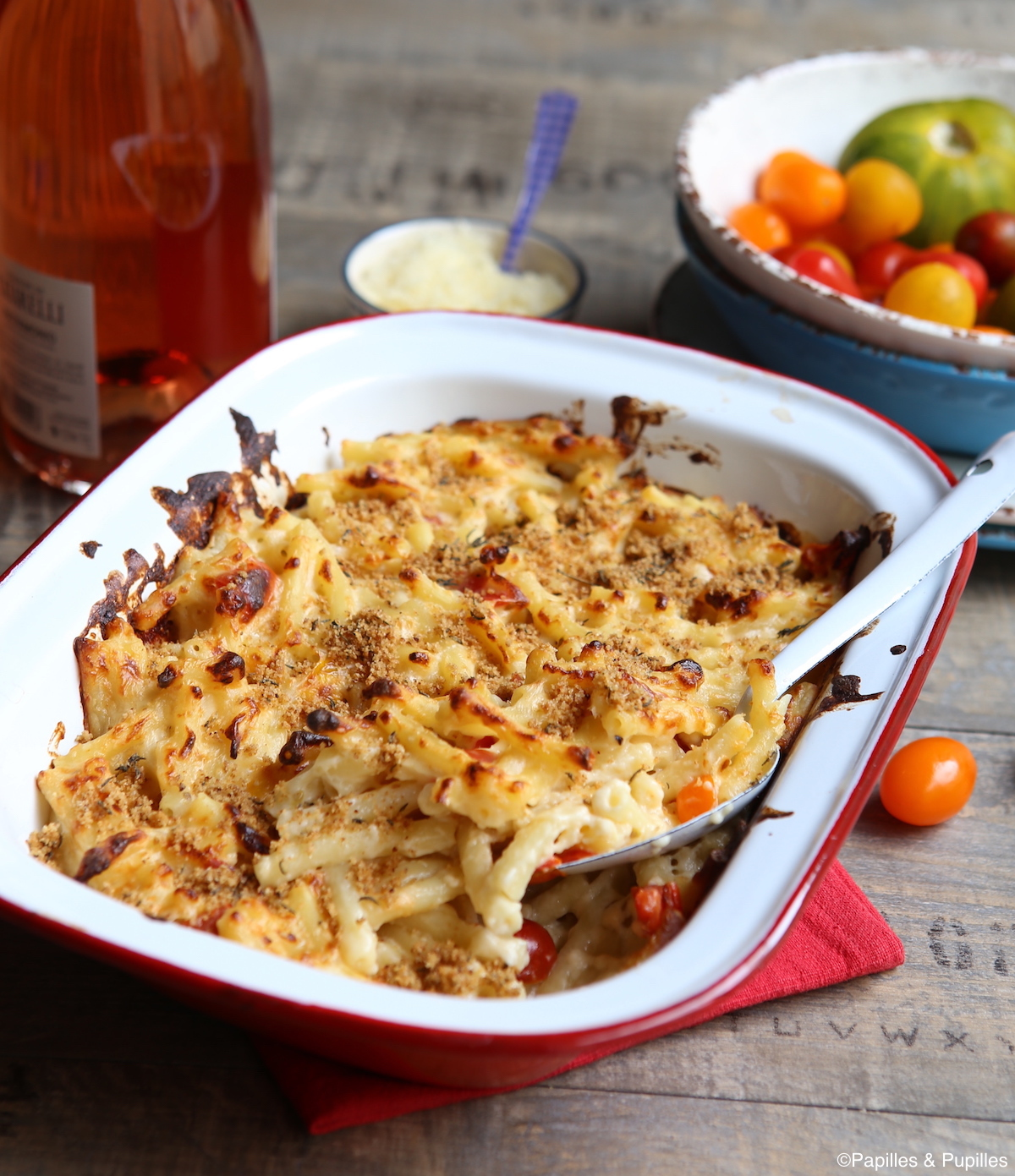 Le Mac and Cheese de Jamie Oliver