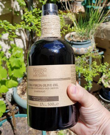 Navarino Icon - Huile d'olive vierge extra