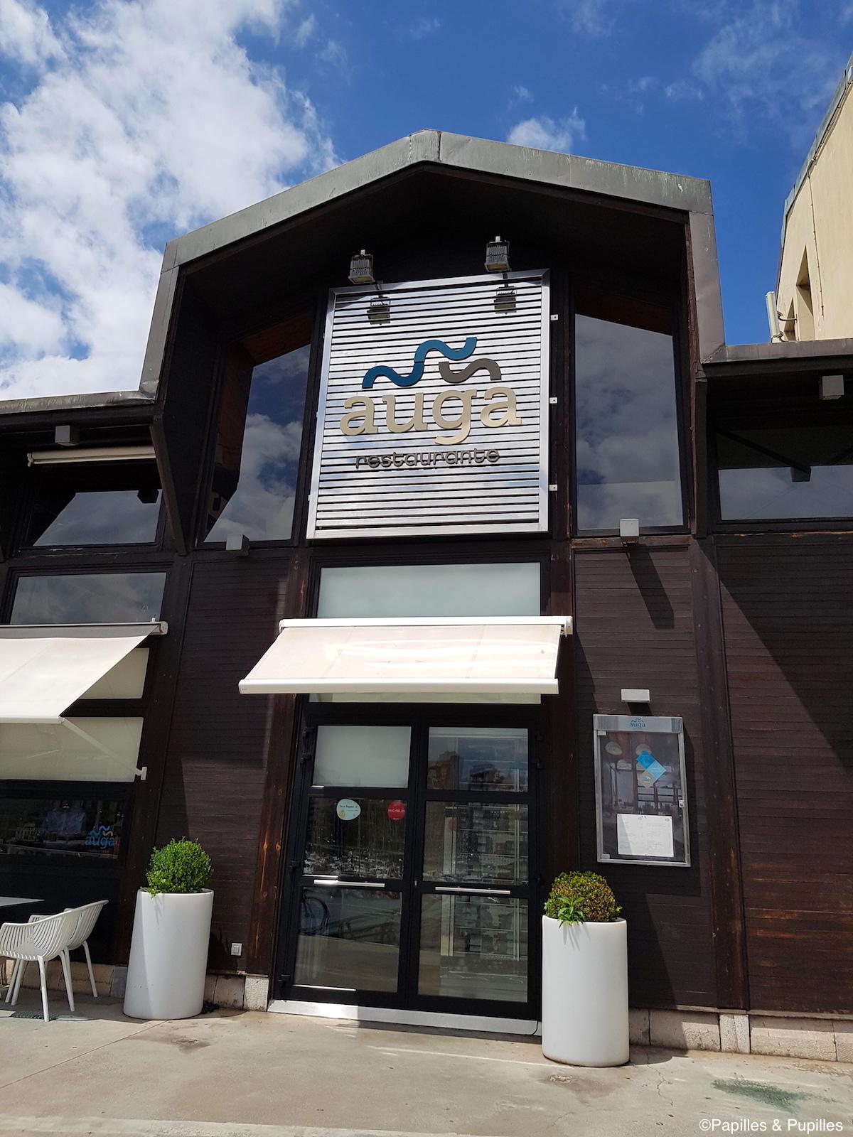 Restaurant Auga - Gijon