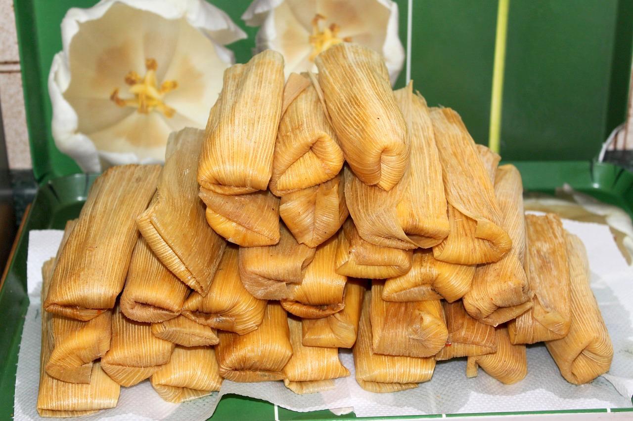Tamales (c) martenh CCO Pixabay