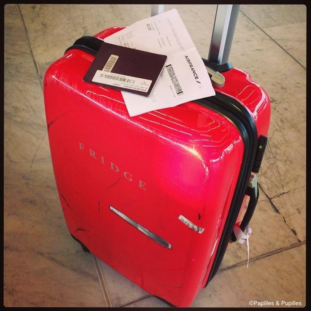 RIP ma valise