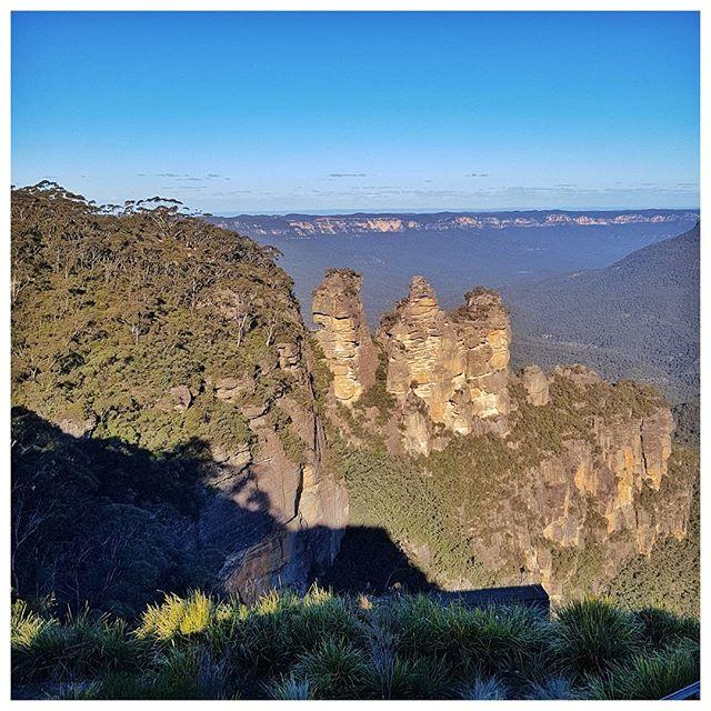 Three Sisters - Katoomba - Blue Mountains - Australie