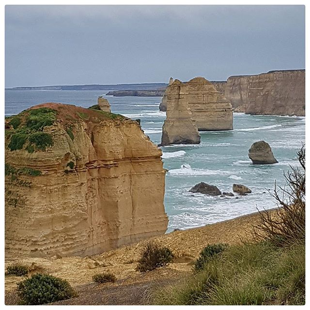 Les 12 apôtres - Great Ocean Road - Australie
