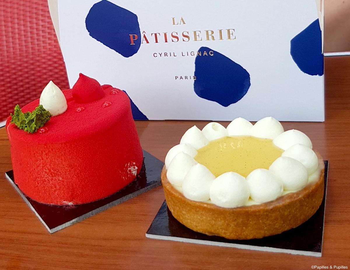Pâtisseries Cyril Lignac