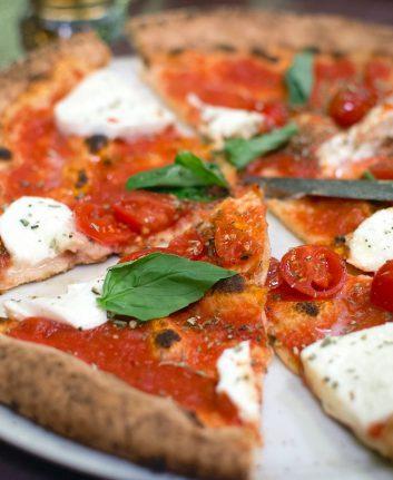 Pizza Margherita (c) Skeeze CC0 Pixabayjpg