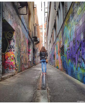Street Art - Melbourne