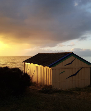 Sunset, Mornington Peninsula, Australie
