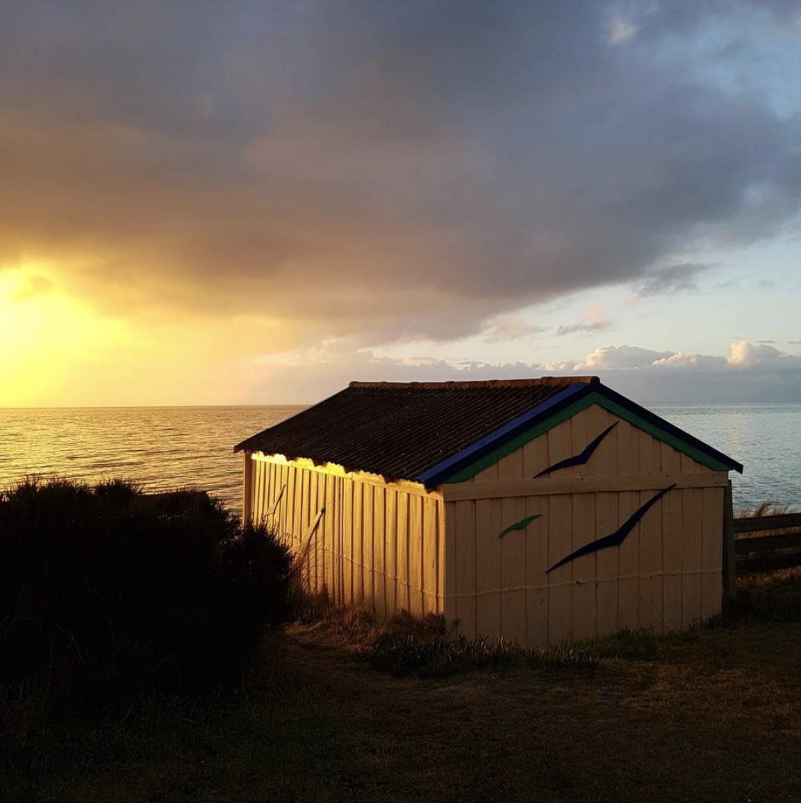 Sunset, Mornington Peninsula, Australie