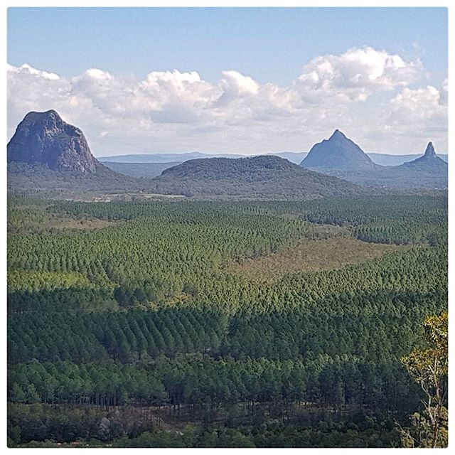 Wild Horse Mountain - Queensland