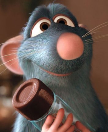 Ratatouille ©Pixar