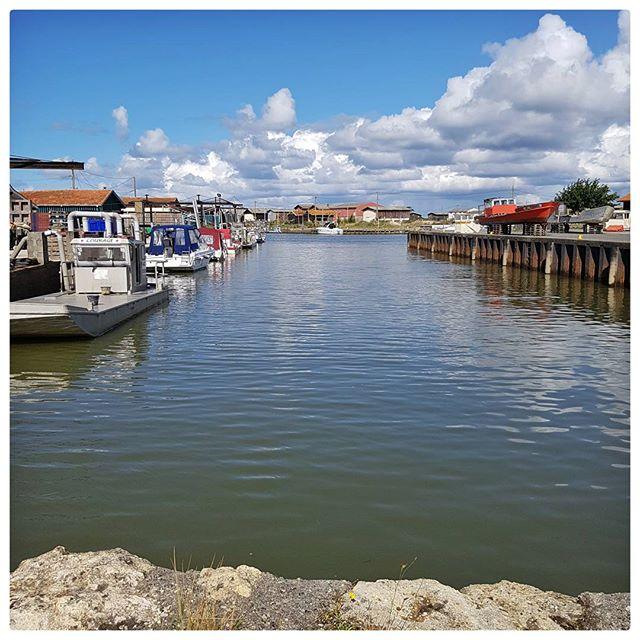 Port de Larros, Gujan Mestras