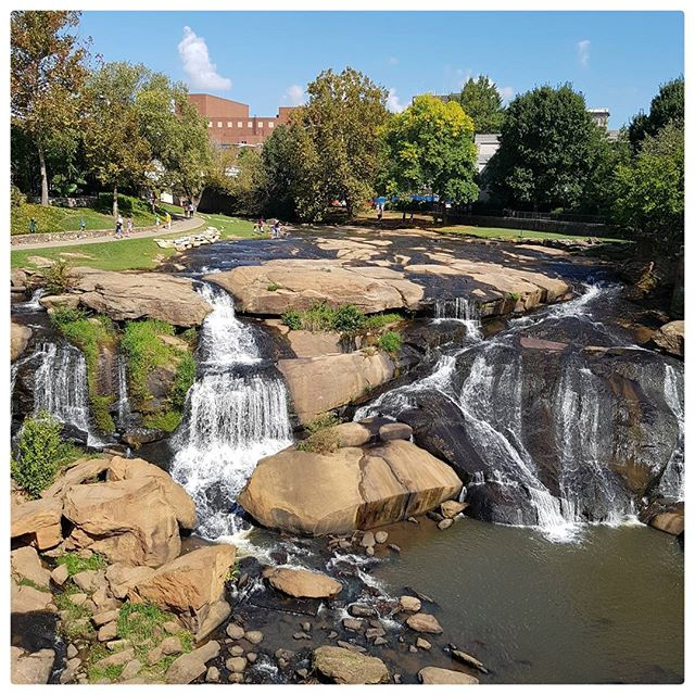 The Falls - Greenville